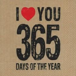 Serwetka - 365 dni