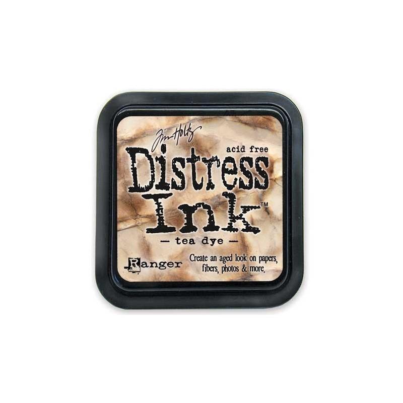 Tusz postarzający Distress Ink, Tea Dye