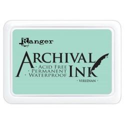 Tusz wodoodporny Archival, kolor Viridian - zielony