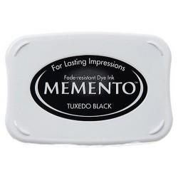 Tusz wodoodporny Tsukineko Memento Tuxedo Black czarny