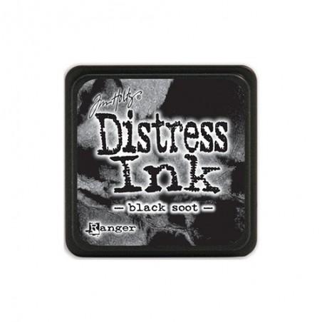 Tusz postarzający Distress Ink Mini, Black Soot