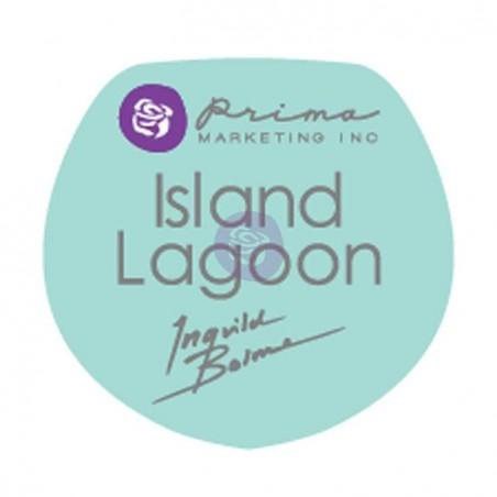 Tusz kredowy, Chalk Fluid Edger Pad, Island Lagoon [892630]
