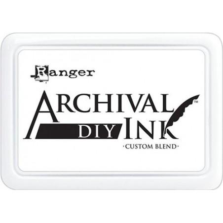 Czysta poduszka do tuszów Archival DIY Custom Bland