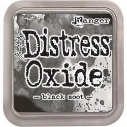 Tusz postarzający, Tim Holtz Distress Oxides Ink Pad, Black Soot