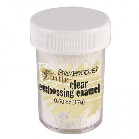 Puder do embossinkgu, Chunky Clear Embossing Enamel, 17 g