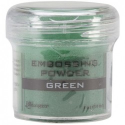 Puder do embossingu, Green