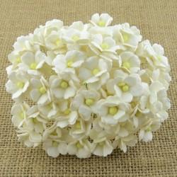 Kwiatki papierowe, Ivory...