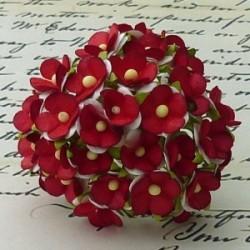 Kwiatki papierowe,...
