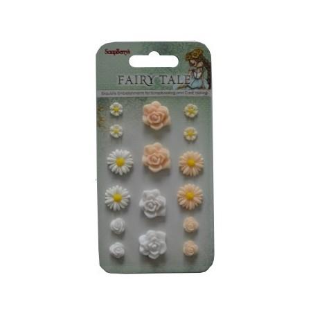 Kwiaty z żywicy, ScrapBerry's Fairy Tale 2 [SCB25002019]