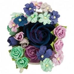 Kwiatki papierowe Prima,...