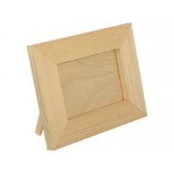 Ramka drewniana z szybką 18x23