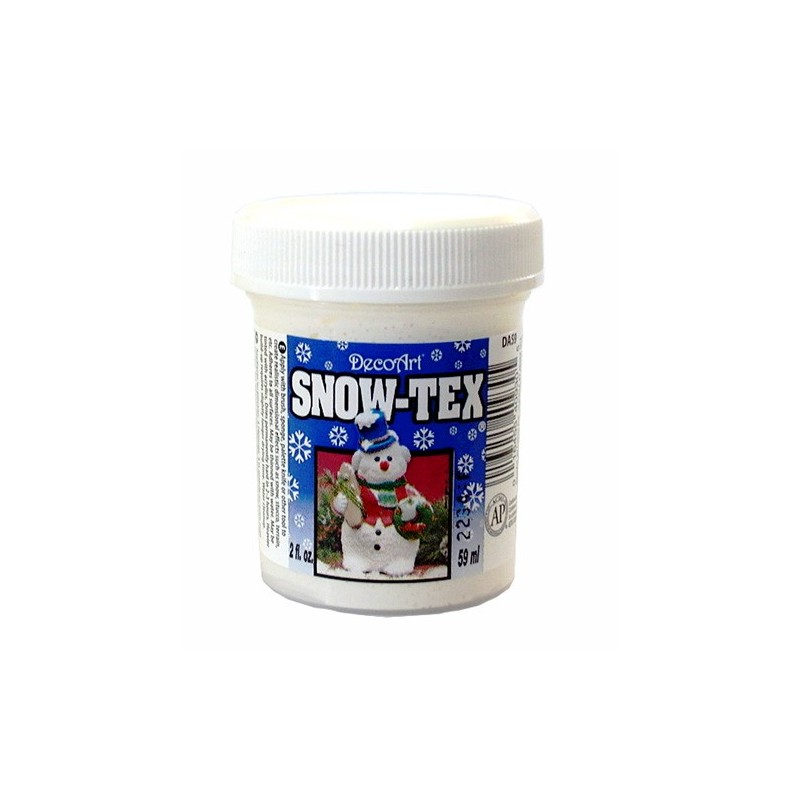 Pasta śniegowa Snow-Tex DecoArt 59 ml