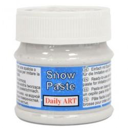 Pasta śniegowa Daily Art 50 ml