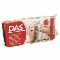 Samoutwardzalna pasta do modelowania DAS 0,5 kg