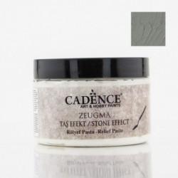 Pasta strukturalna Cadence - efekt kamienia Minos (zielona)