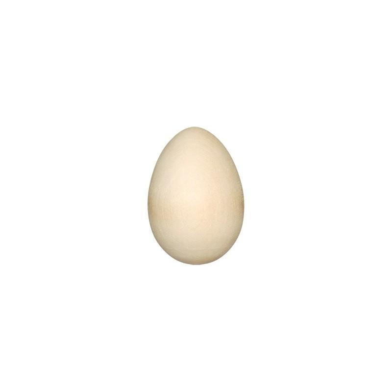 Jajko drewniane, wielkanocna baza do dekorowania