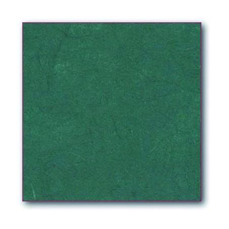Jednobarwny papier ryżowy do decoupage 70x100 [DFTVG020], Zielona pinia