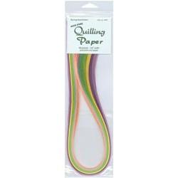 Paski papieru do quillingu...