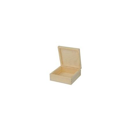 Pudełko kwadratowe 15x15 - baza do decoupage