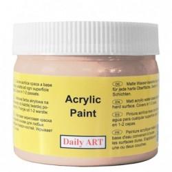 Farba akrylowa 300 ml - cappuchino - doskonała do decoupage