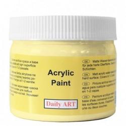 Farba akrylowa 300 ml - budyń - doskonała do decoupage