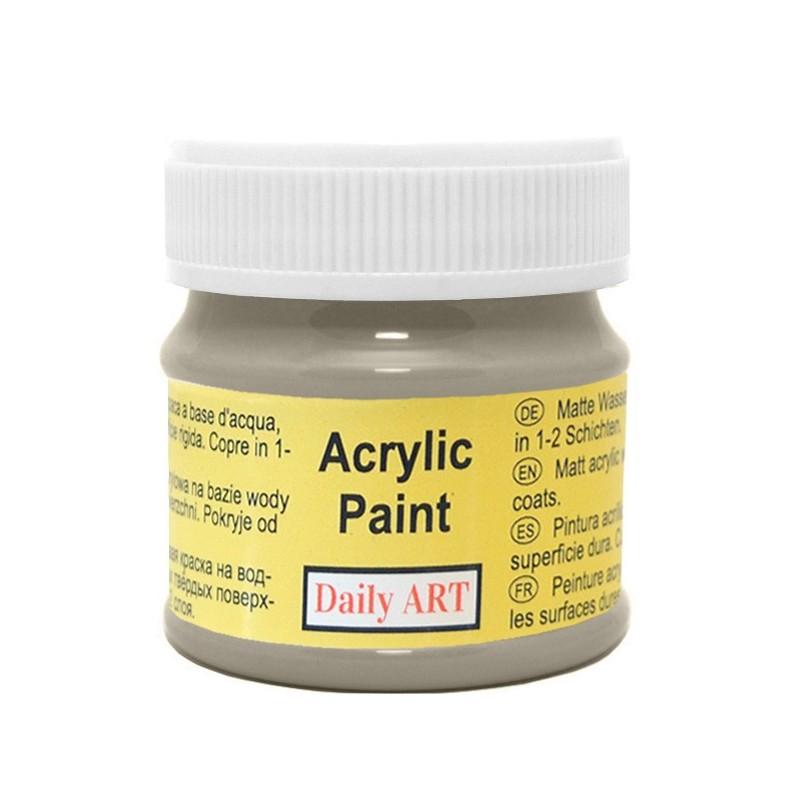 Farba akrylowa 50 ml - gołębia - doskonała do decoupage