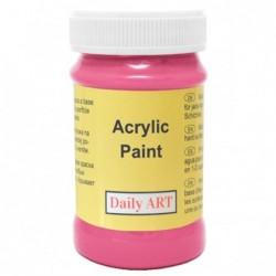 Farba akrylowa 100 ml - karminowa - doskonała do decoupage