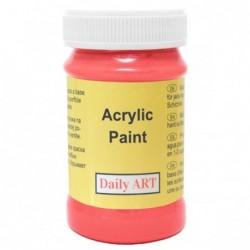 Farba akrylowa 100 ml - amarantowa - doskonała do decoupage
