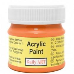 Farba akrylowa 50 ml - tycjan - doskonała do decoupage