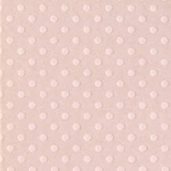 Brudnoróżowy bazowy papier do scrapbookingu - bazzill Sunset Rose