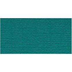 Papier do scrapbookingu, bazowy turkusowy, Bazzill Blue Calypso - canvas