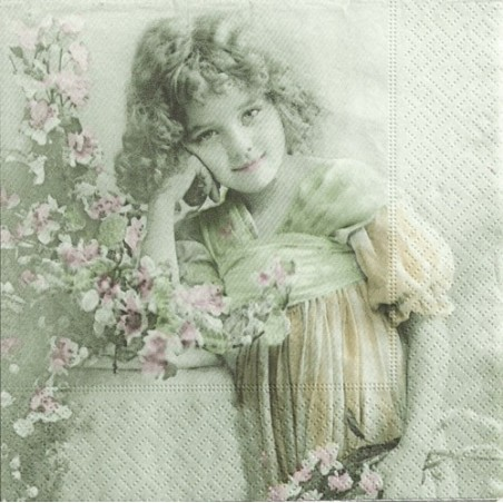 Serwetka - Vintage 19