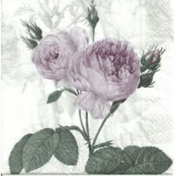 Serwetka - Róże vintage 14