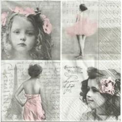 Serwetka - Vintage 65