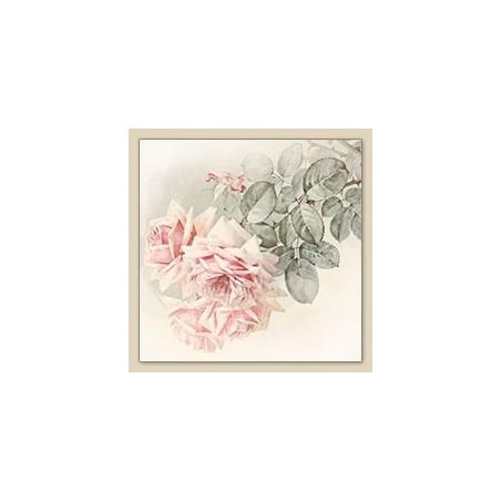 Serwetka - Róże vintage 16