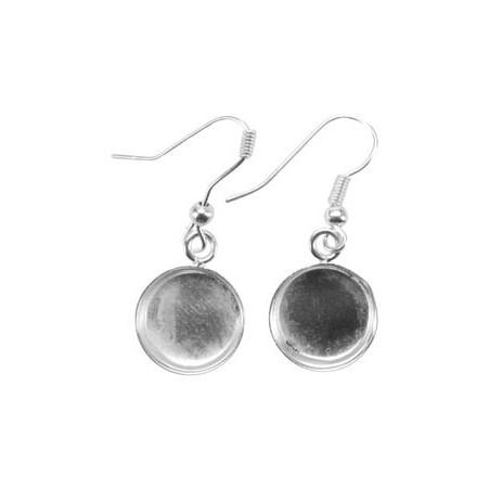 Zestaw do kolczyków, Base Elements Circle Dangle Earring - WYPRZEDAŻ 50%