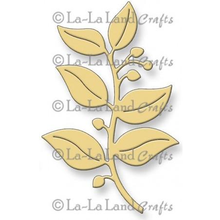 Wykrojnik La-La Land Die, Berry Flourish [LL8034]
