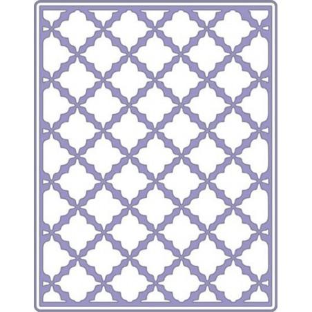 Wykrojnik Cheery Lynn, French Lattice Small Frame [FRM132]