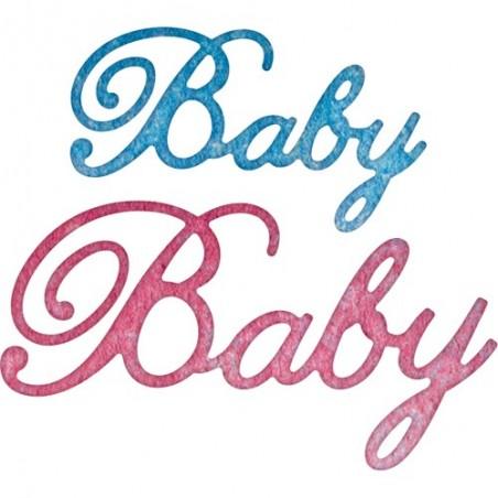 Wykrojnik Cheery Lynn, Baby [B631]