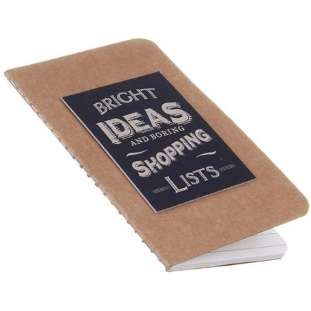 Notes East of India, Bright Ideas And Boring Shopping Lists [EOI 1868] - WYPRZEDAŻ