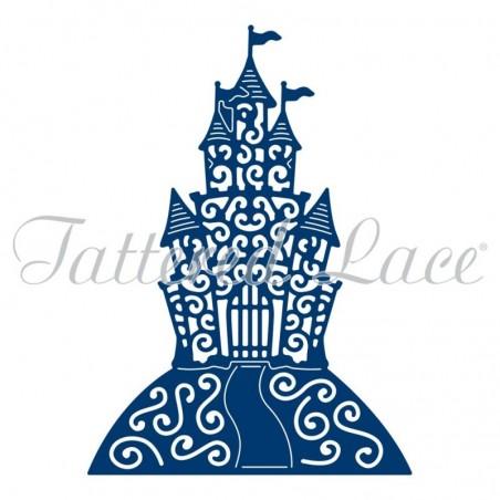 Wykrojniki Tattered Lace D1058, Castle