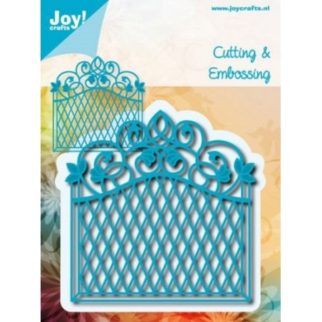 Wykrojnik Joy, Cutting & Embossing Stencil 6002/0563