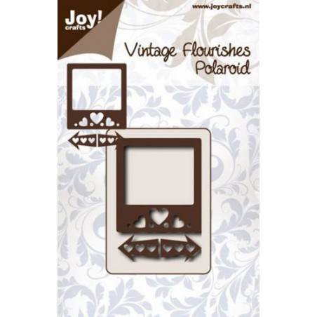 Wykrojnik Joy, Cutting & Embossing Stencil 6003/0068