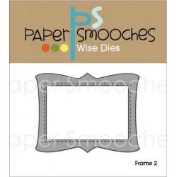 Wykrojnik Paper Smooches,...