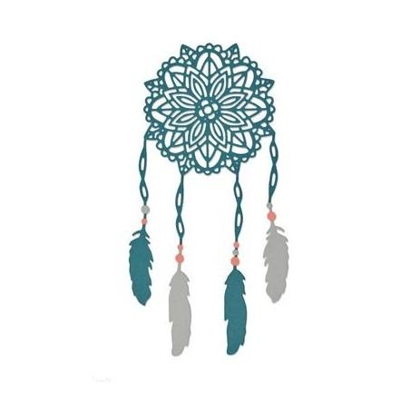 Wykrojniki Sizzix Thinlits, Boho Dreams by Sophie Guilar [661681]