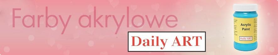 Farby akrylowe Daily Art - najlepsze do decoupage