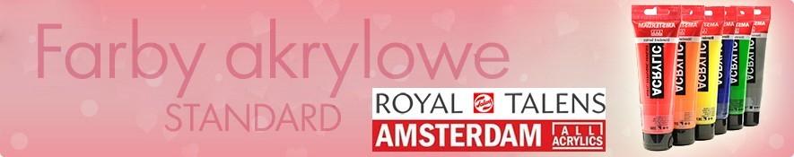 Farby akrylowe Talens - Amsterdam Standard