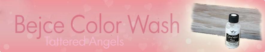 Bejce Color Wash Tattered Angels