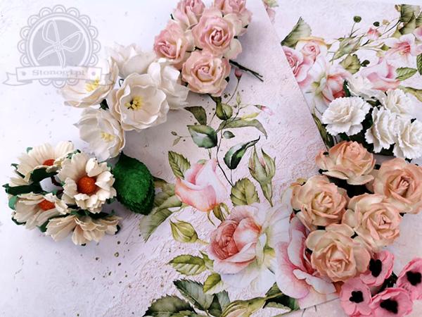 Ręcznie robione kwiatki Promlee Flowers