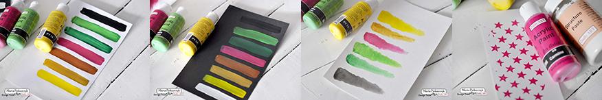 Farby akrylowe dla artystów Daily Art